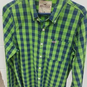 Hollister Button Down Shirt